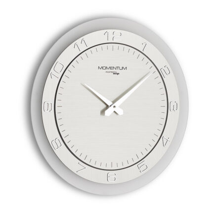 Momentum reloj de pared moderno de Incantesimo Design