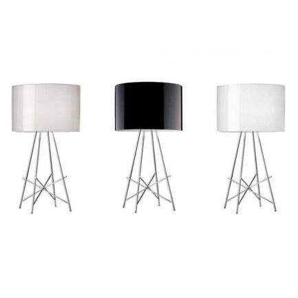 Ray T table lamps by Flos