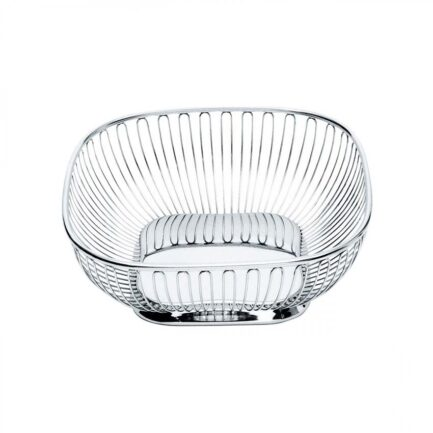 baskets for bread and for the table alessi