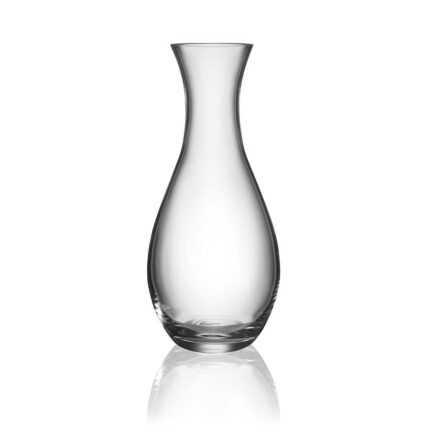 glass carafe Alessi