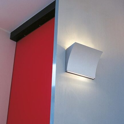 Modern wall lamp Pochette by Flos