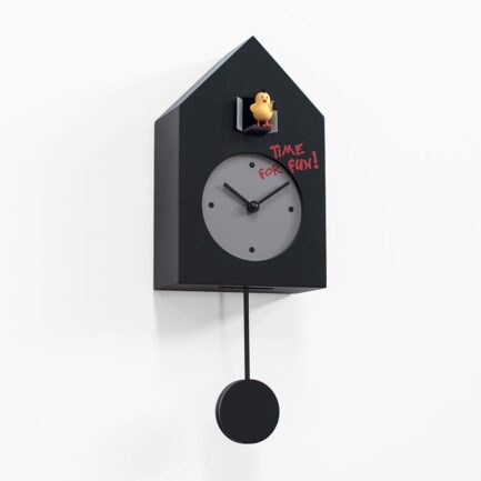 Modern pendulum clock FREEBIRD PUNK projects