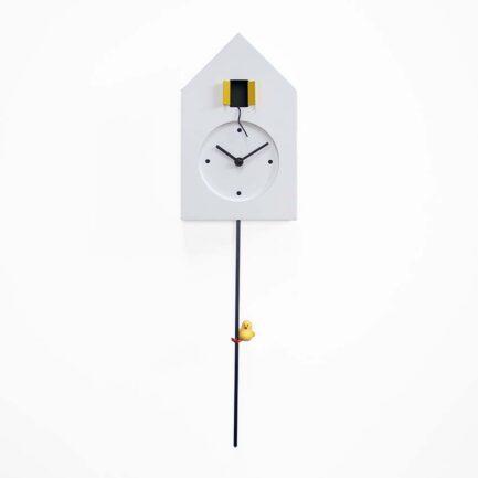 Modern pendulum clock FREEBIRD TARZAN projects
