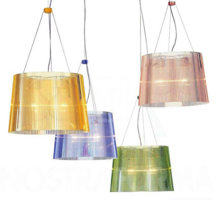 Ge pendant lamp by Kartell