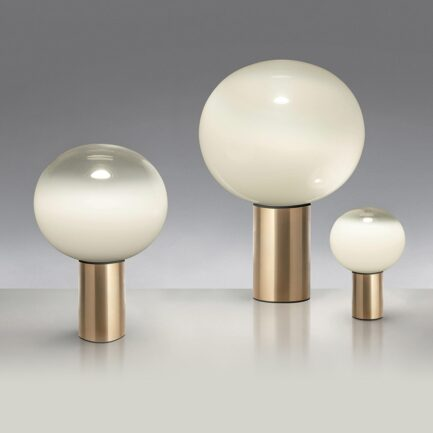 table lamp artemide lagoon