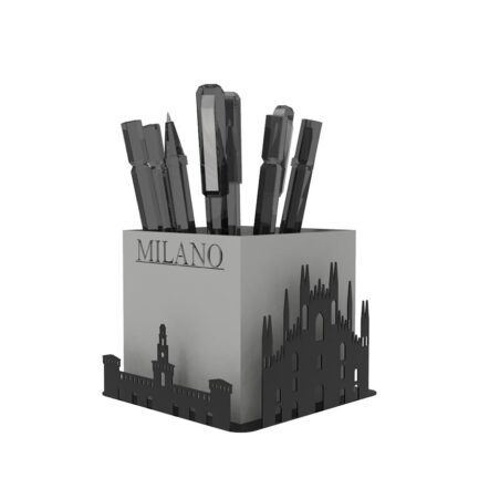 Dfre Pen holder inspired by the city of Milan