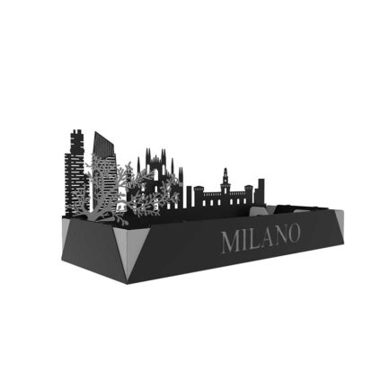 Dfre desk organizer inspired by the city of Milan