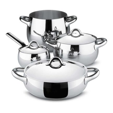 Mami cookware set by Alessi