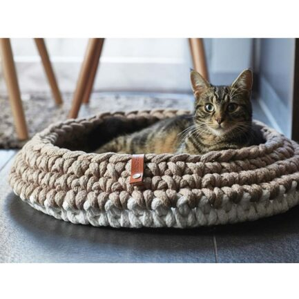 cat bed Nido di Miacara