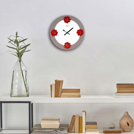 KITCH kitchen wall clocks by Rexartis