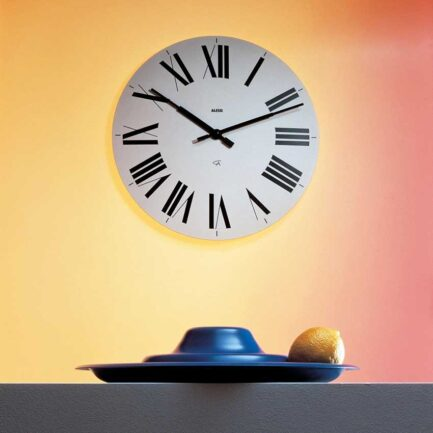 Wall clock alessi Florence model