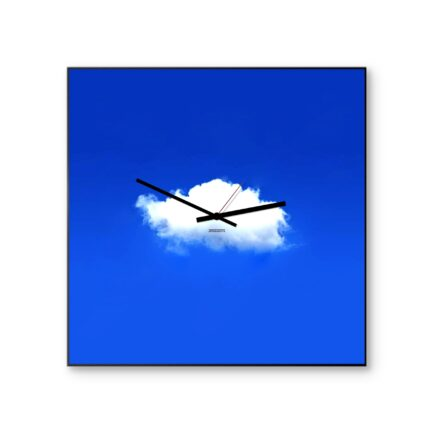 Designobject CLOUD wall clock