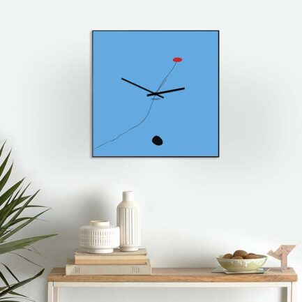 Miro wall clocks by Designobject