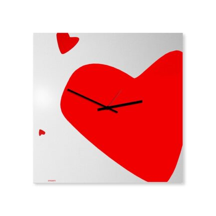 Gifts for Valentine's Day? Anniversary gifts? Wall clock