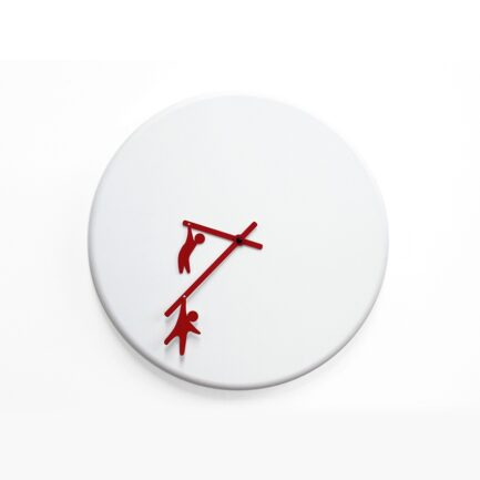 special Time2play wall clocks by Progetti
