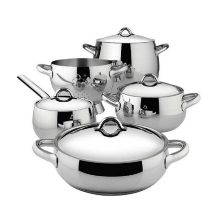 Mami cookware set of Alessi