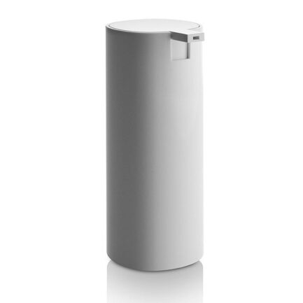 Liquid soap dispenser from the Birillo collection by Alessi in black