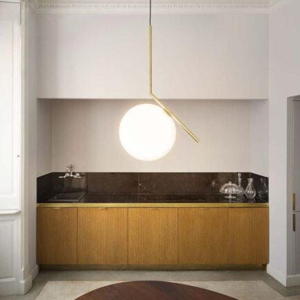 IC pendant lamps Flos