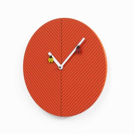 Colorful wall clocks projects