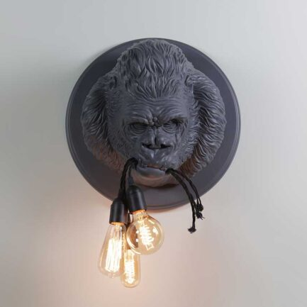 strange shapes Ugorilla lamps Karman
