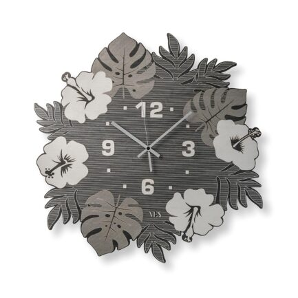 large jungle wall clocks by ves design
