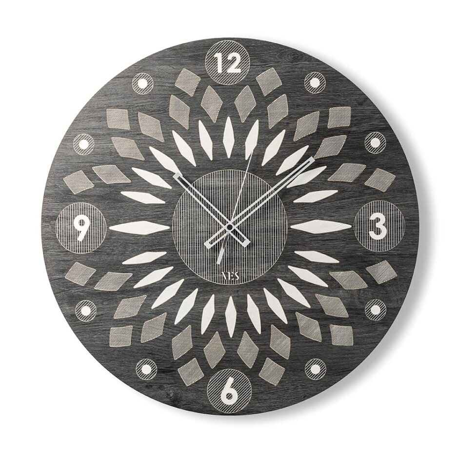 Wall Clock design Arabesque by Ves design