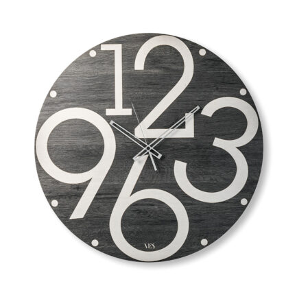 Lubalin modern wall clock by Ves design