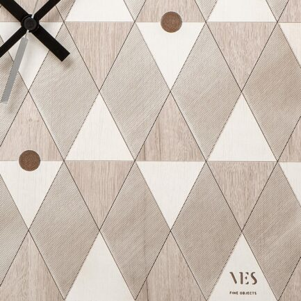 Ves Design square wall clocks
